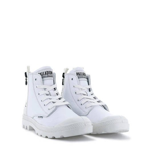 Palladium Pampa 2 Ubn Zips Leather W 96857-103-M