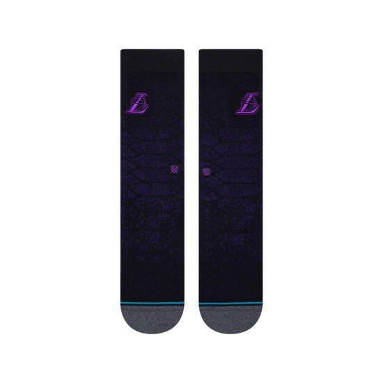 Stance Los Angeles Lakers Snakeskin A545A20LSS PUR