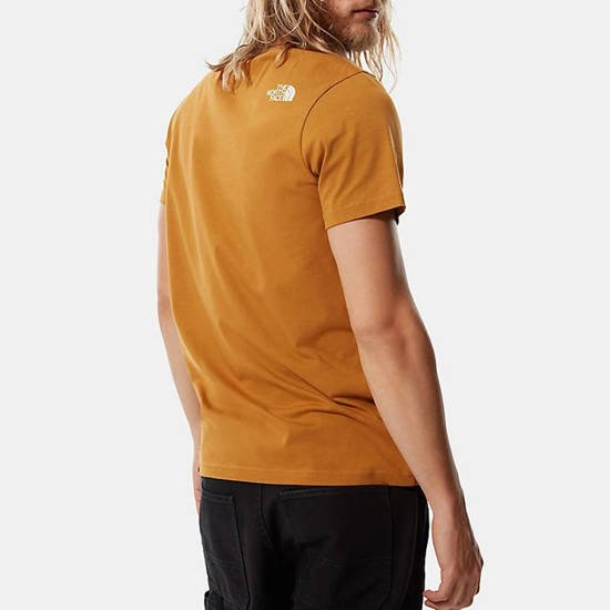 The North Face S/S Simple Dome Tee NF0A2TX5VC7