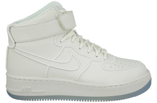 Women's Shoes sneakers Nike Wmns Air Force 1 Upstep Hi Si 881096 100