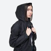 Rains Curve Jacket 1206 BLACK