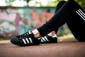 WOMEN'S SNEAKER SHOES ADIDAS ORIGINALS SUPERSTAR B27140