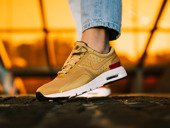 "Women's shoes sneakers Nike Air Max Zero ""Metallic Gold"" 863700 700"